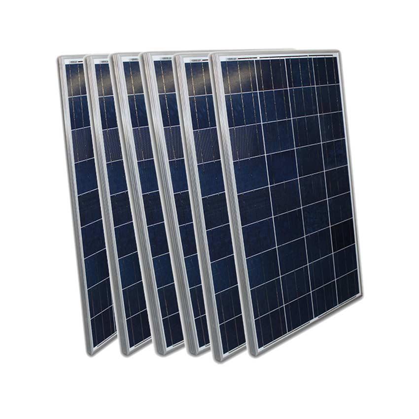 250 Watt Solar Panel Polycrystalline 6 Pack Dynamic Innovators